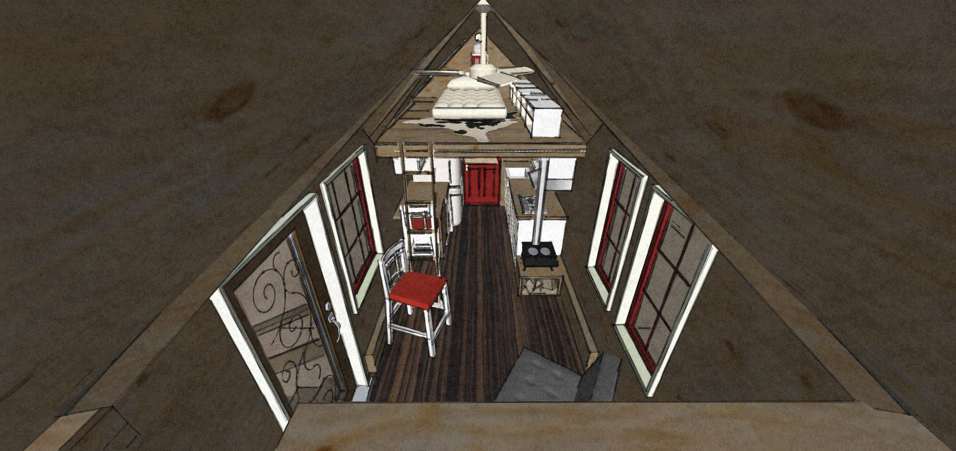Breathtaking Useful Tiny Home Interiors Images Design Ideas Dievoon